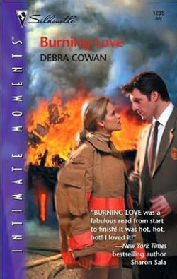 Burning Love by Debra Cowan