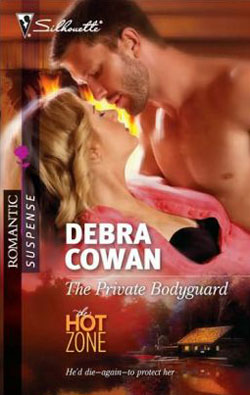 The Private Bodyguard by Debra Cowan