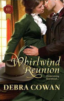 Whirlwind Reunion by Debra Cowan