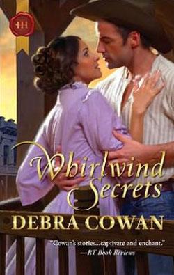Whirlwind Secrets by Debra Cowan